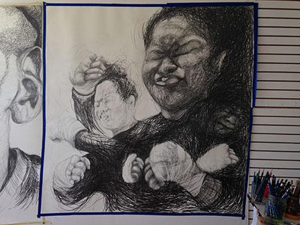 Fatima_big_draw