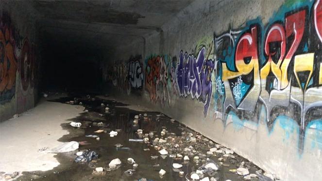OVerflowtunnel